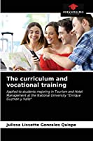 The curriculum and vocational training