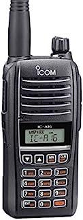 Icom IC-A16 VHF COM Aviación De mano