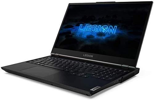 Lenovo Legion 5 15.6 pulgadas FHD 120Hz PC portátil para juegos Intel Hexa-Core i7-10750H, Nvidia GTX 1650Ti, 16GB DDR4 RAM, 512GB SSD, teclado retroiluminado, Windows 10 Home 64 bits, negro