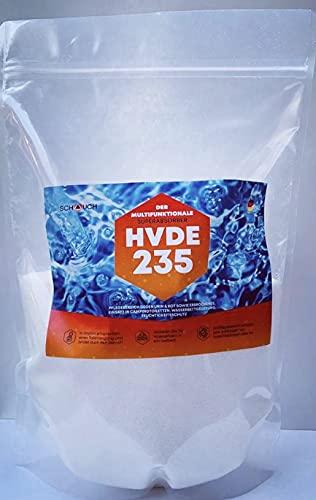 Super Absorbant, l'humidité, pour aspirer les urine et Coudières, élimination ausscheidungen liquides Excrément toilettes de camping (1 kg), hvde 235 de schauch