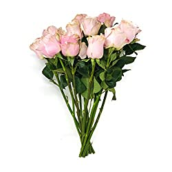 Rose 12 Stems 40Cm Whole Trade Guarantee