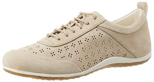 Geox D Vega B, Zapatillas para Mujer, Beige (Lt Taupe C6738), 39 EU