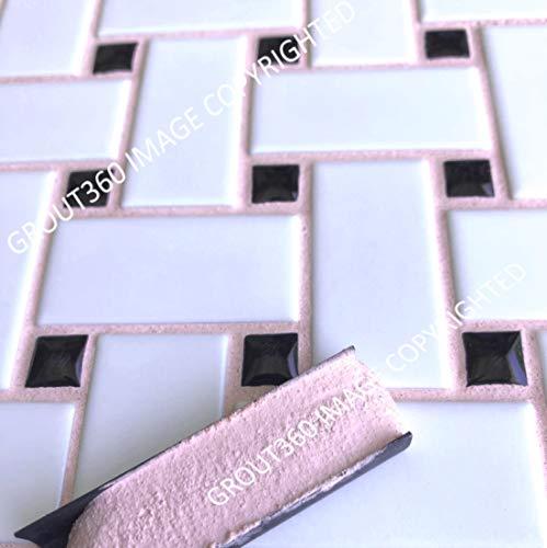 Pink Petals Sanded Tile Grout 1 lb