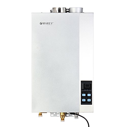 4.3 GPM 107,000 BTU Liquid Propane Gas Tankless Water Heater