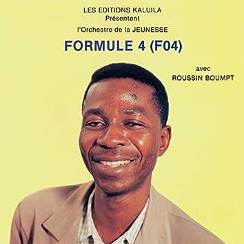 L'orchestre De La Jeunesse Formule 4 (F04) Avec Roussin Boumpt