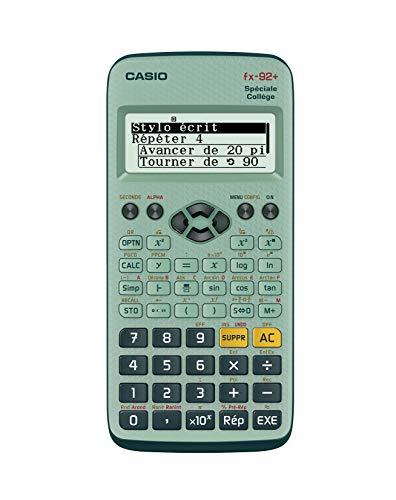 Casio FX-92+ SPECOL Calculatrice scientifique Spéciale...