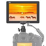 ANDCYINE X7 7Inch Ultra Brightness Camera Video Monitor CNC Aluminum Housing 1920x1200 Camera Filed Monitor Accept 4K HDMI Input/Output Camera Field Monitor for Sony,Canon,Panasonic,Fuji DSLR
