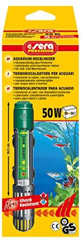 sera Aquarium-Regelheizer 50 W, white, 50 Watt
