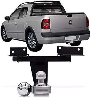 Engate Para Reboque Rabicho Volkswagen Saveiro G4 G5 G6 G7 2010 11 12 13 14 15 16 17 Tração 400Kg InMetro