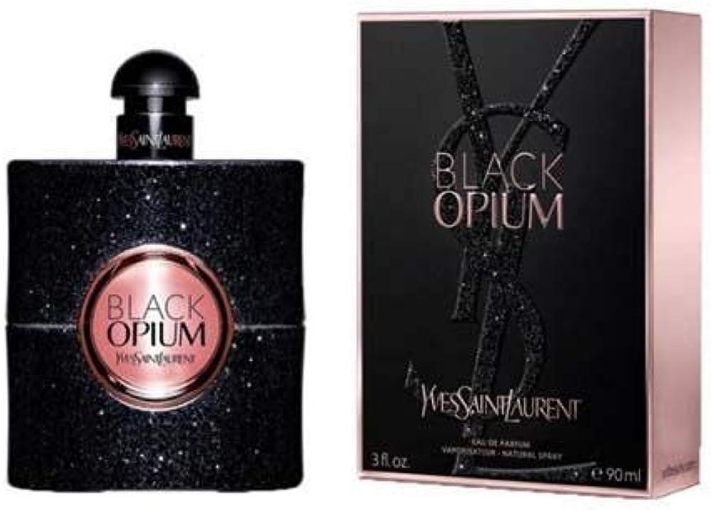 Yves saint laurent black opium limited edition, eau de parfum,profumo per donna, vapo, 150 ml 625-14117