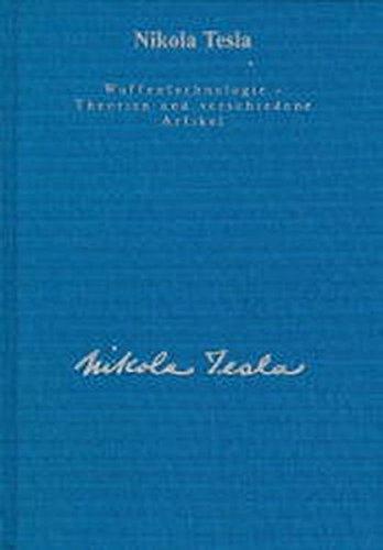 Gesamtausgabe: Seine Werke, 6 Bde., Bd.6, Waffentechnologie, Theorien und verschiedene Artikel