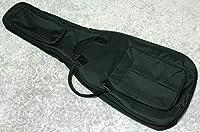 アリア エレキギター用バッグ Aria G B N-EG - BLK - Electric Guitar Bag 新品 スタンダードなスタイルのギターにご利用下さい。 丈夫なキャンバス地ナイロン素材を使用。