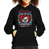 Photo de Cloud City 7 Chuckys Death and Voodoo Emporium Kid's Hooded Sweatshirt par