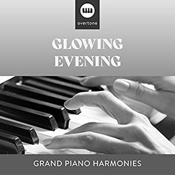 Glowing Evening Grand Piano Harmonies