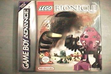 LEGO BIONICLE HEROES GBA