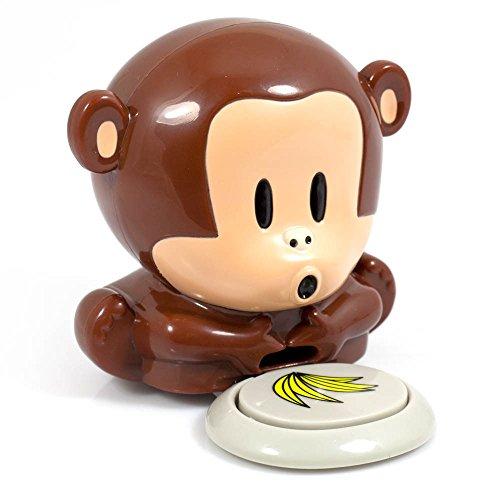 BOOLAVARD niedliche Affe Nagellack Trockner DIY Beauty Supplies für Nägel