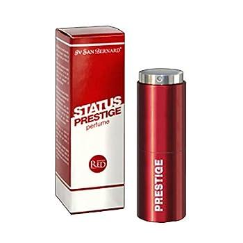 Global Parfum Status Prestige pour chiens – Parfum IV San Bernard traditionnel – Cologne pour chiens 30 ml