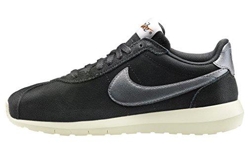 Nike Damen W Roshe LD-1000 Turnschuhe, Negro (Black/MTLC Hmtt-Sl-SMMT Wht), 39 EU