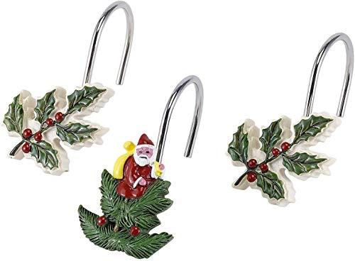 Christmas Tree Fingertip Towel