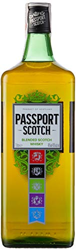 comprar whisky escoces passport on-line