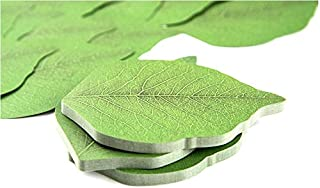 CellCase 300 Pages Creative Green Tree Leaf Shape Paper Sticky Memo Notes, Sticky Note, Memo Pad ,Notepad (300 pages)