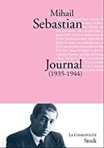Journal (1935-1944) de Mihail Sebastian