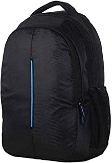 "New Fashion Forever 15.6"" Polyester Casual Laptop Bags/Backpack for Men with Adjustable Strap Expendable with 2 Compartments"