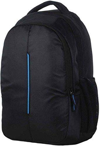 New Fashion Forever 15.6' Polyester Casual Laptop Bags/Backpack for Men with Adjustable Strap Expendable with 2 Compartments