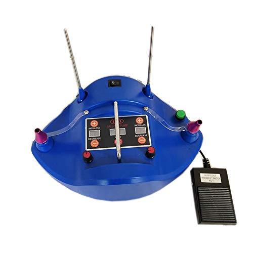 Inflador de Globos con Bomba de Globo de Precisión Eléctrica de 220V...