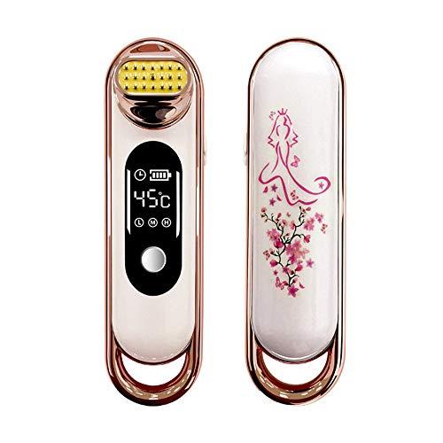 Instrument de beauté facial portatif de Maggie chaude, peau raffermissante de levage de facial de contrôle intelligent de la température, lignes fines lisses, réduction de l'irritation de la peau