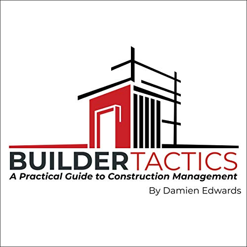 Builder Tactics Audiobook By Damien Edwards cover art