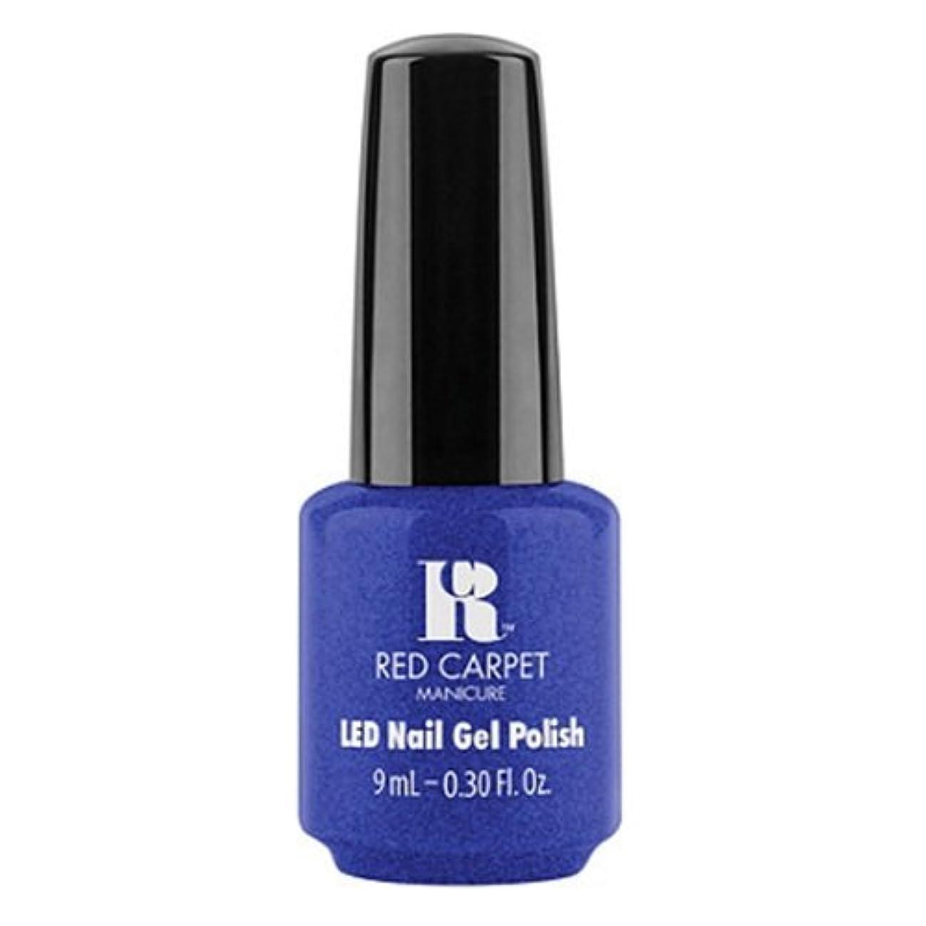 先祖ヒールハイライトRed Carpet Manicure - LED Nail Gel Polish - Trendiest of Them All - 0.3oz / 9ml