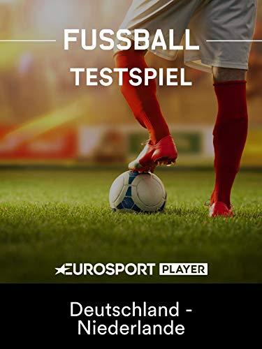 Fußball: U21-Testspiel - Deutschland - Niederlande
