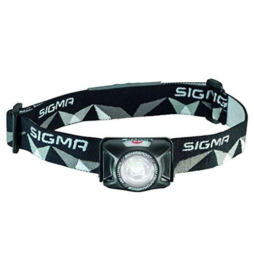 Sigma Sport Headled II Stirnlampe, schwarz, One Size