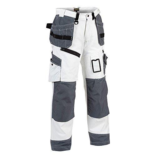 Pantalon de peintre Blakläder X1500 - T. C50 - Blanc/Gris