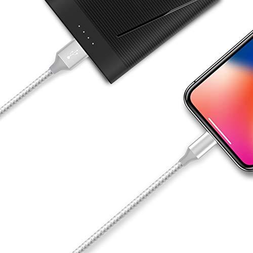 Ofuca Cable USB C de 1,8 m, cable de carga rápida USB tipo C, compatible con Samsung Galaxy S20/S10/S9/S8, Note 10/9/8, Huawei P40/P30/P20/P10/P9, LG, Sony Xperia, Moto G7, MacBook y más