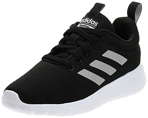 Adidas Lite Racer CLN, Unisex-Kinder Hallenschuhe, Schwarz (Negro 000), 36 EU