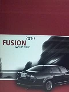 Best 2010 ford fusion maintenance manual Reviews