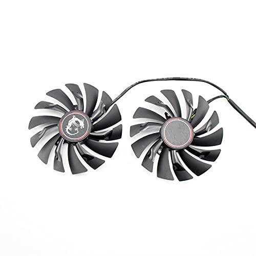 Reparador de 95 mm GPU GPU GTX 980 refrigerador del refrigerador de refrigeración para MSI GTX980 Video Vídeos VGA Tarjeta de gráficos como reemplazo