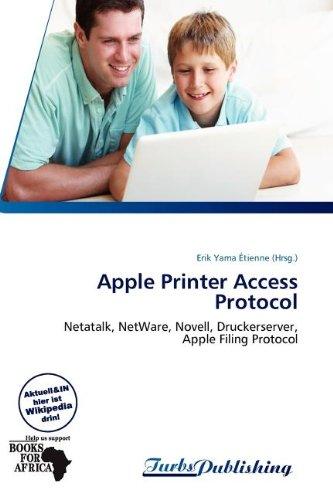 Apple Printer Access Protocol