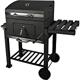 ACTIVA ANGULAR Barbecue Carrello per barbecue a carbonella