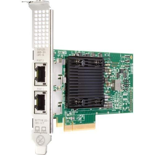 Hewlett Packard Enterprise Ethernet 10Gb 2-Port 535T Adapter 10000 Mbit/s Eingebaut - Netzwerkkarten (Eingebaut, Verkabelt, PCI Express, Ethernet, 10000 Mbit/s)