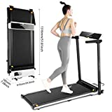 Foldable Treadmills for Home, 2.5HP Electric Folding Treadmill Workout Running Walking Machine,...