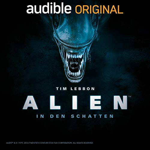 ALIEN - In den Schatten: Die 1. Staffel (Kostenlose Hörprobe) audiobook cover art