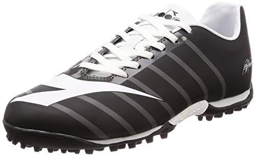 Diadora - Fußballschuh RB2003 R TF für Herren, Mehrfarbig - C0641 Schwarz Weiß - Größe: 40 EU