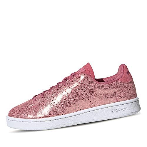 adidas Advantage, Zapatillas de Tenis Mujer, GRATRA/GRATRA/CERMET, 44 EU