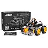 OSOYOO Robot Car Starter Kit for Arduino | Stem Remote Controlled...