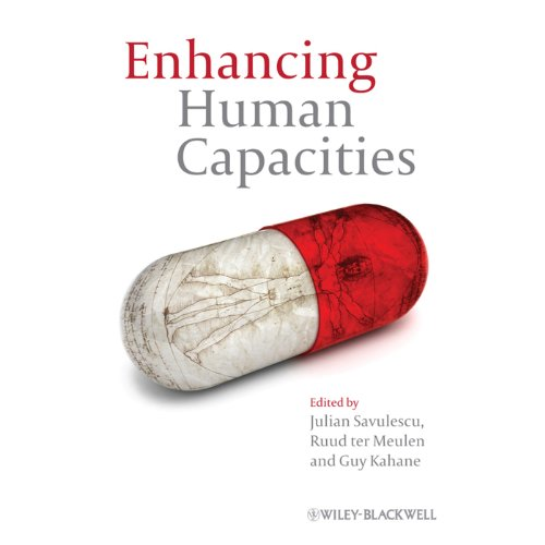Enhancing Human Capacities cover art