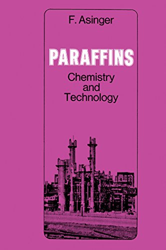 Paraffins: Chemistry and Technology (English Edition)