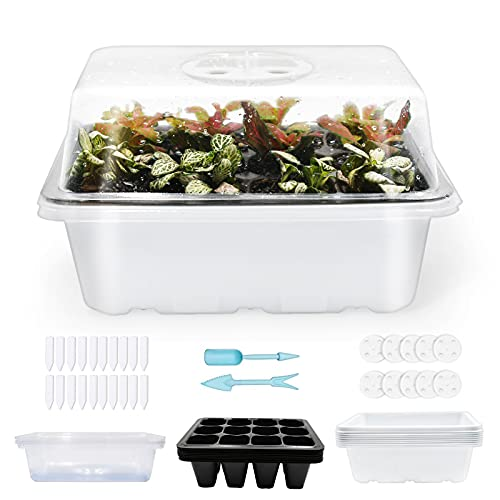 50% off 10-Pack Seed Starter Trays Use promo code: DRJ3VPDZ There is no quantity limit
